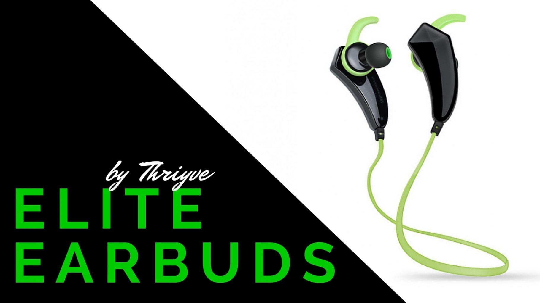 thriyve headphones