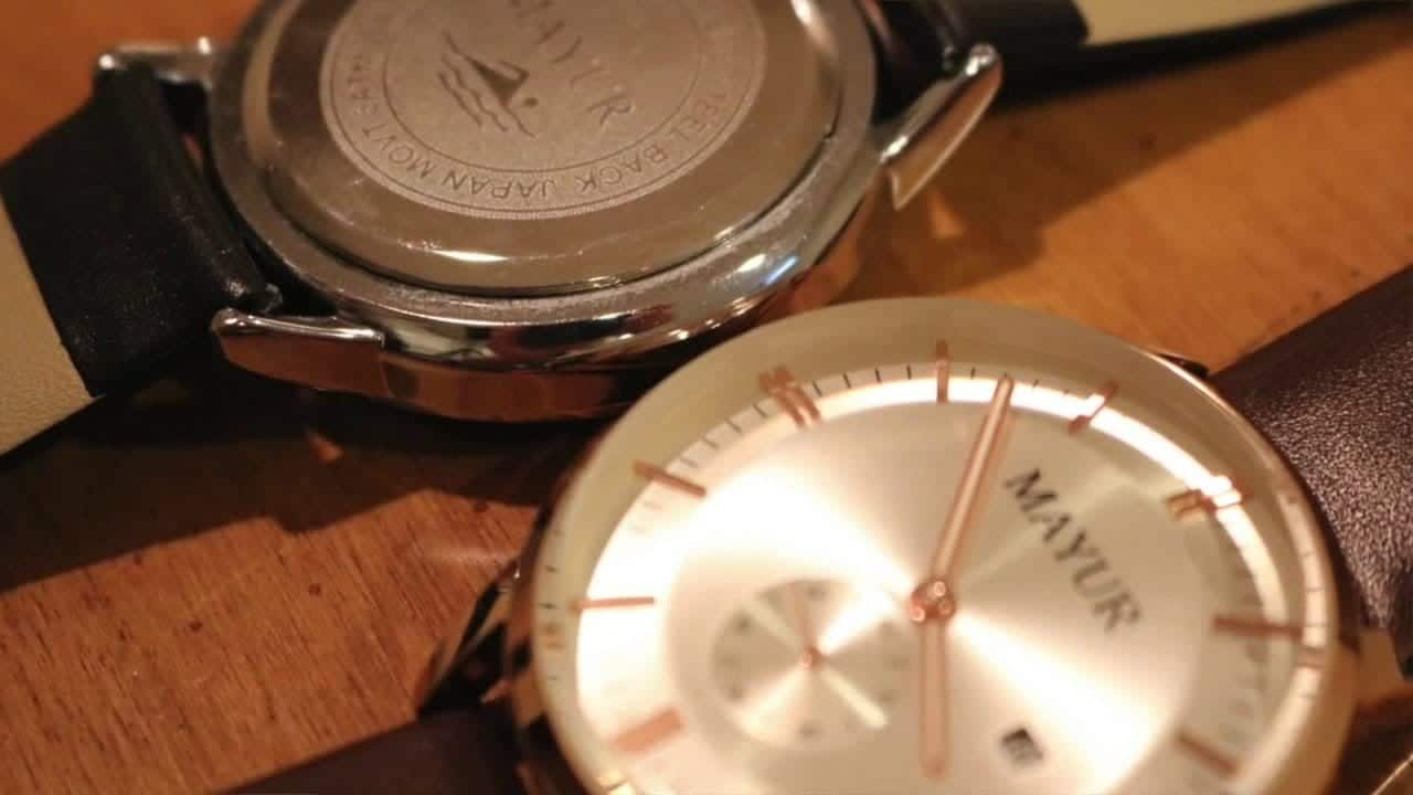 Mayur London Watches