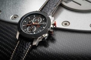 THE GX P51 SWISS AUTO CHRONOGRAPH PILOT'S WATCH
