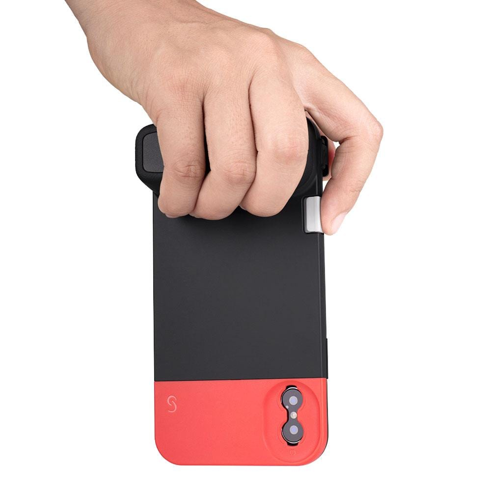 shuttercase Replaceable Camera Handle